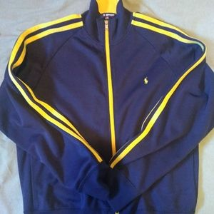 Ralph Lauren Polo track jacket